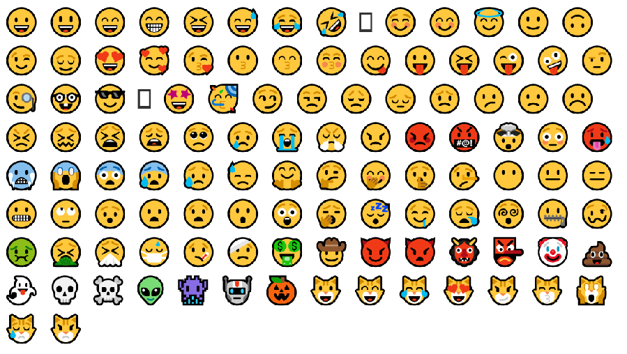 Skąd brać emojis